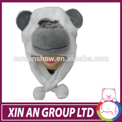 AE54/ASTM/ICTI/SEDEX angle and charming beauty good quality plush monkey