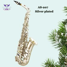High quality saxophone with case instrumental music