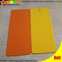 Brilliant Color Matt Finish Powder Coating