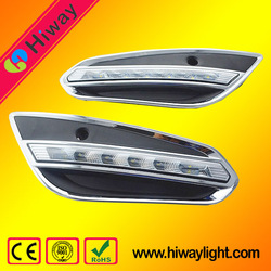 Wholesale factory price auto grille led daylight for volvo s60 led daytime running light