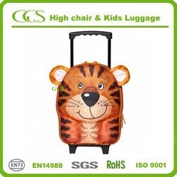 shopping trolley bag children school bags kids polyester luggage/trolley case
