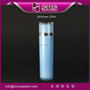 High Quality SRS Cosmetic Packaging 120ml Empty Toner Bottle Blue Color Lotion Bottles
