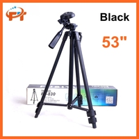 """53"""" Aluminum professional camera tripod with Carrying Case for all camera DV phone"""