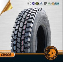 china supplier camrun high quality trailer truck tire 11r22.5 in thailand