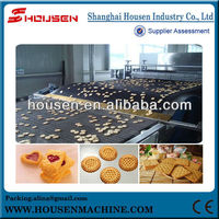 Full automatic used biscuit production line