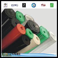 1.5mm-20mm CR rubber Flooring Mat neoprene rubber Products With high quality