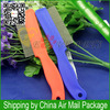 D1037 Cat Dog Cleaning Grooming Hair Remover Tool Plastic Shank Comb Pet Flea Brush Stainless Steel Needle Factory Produce
