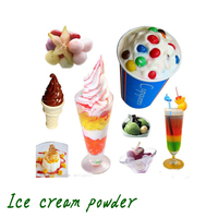Factory stocked hard ice cream powder,popsicle maker