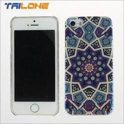 high quality custom IMD cover for iphone 5 5s 5c case