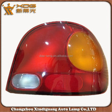 Car Led Tail, Parking, backup Light For Accent 98 3D
