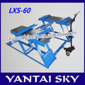 LXS-60 distribuidor de ascensores atv China/Elevador hidráulico para venta