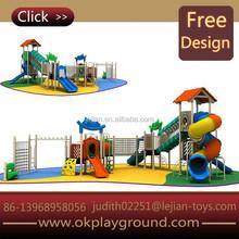 Hot sale attractive worldwide innovative theme park playground equipment