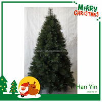 2015 new design hot sale 3d slot together wooden festive christmas tree