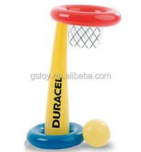 inflatable basketball goal set basketball post