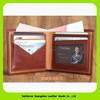 15418 China manufacturer rfid blocking leather wallet