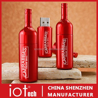 Special Wine Bottle USB Flash Drive