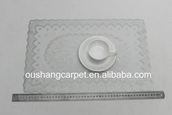 2015 new heat resistant design with PVC placemat