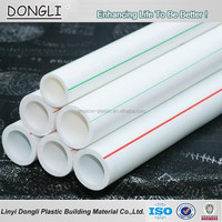 2.25 inch PPR polypropylene pipe hot water flexible hose ppr pipe pn25