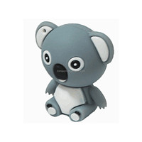 Alibaba wholesale novelty Bear shape usb drive , 5 years quality warranty CE FCC ROHS approval , Accept paypal 512MB to 64GB