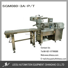 SGM080-3A-P/T Automatic Pillow Horizontal Flow Beef Jerky Packaging Machine