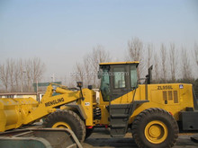 ZL956 5 TON chinese front end loader for sale wheel loade with CE and brand engine