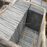 Black Blue Roof Slate Tile,Roofing Slate with Chipped