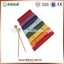 de importación de china baratos xilófono de juguete pequeño xilofono con nombres