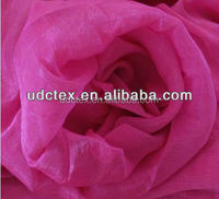 Polyester chiffon for lady's dress