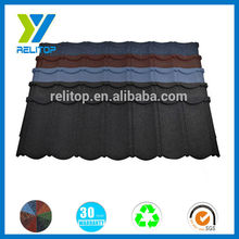 Construction materials stone coated metal roof tile/Zinc-aluminum roofing
