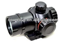 Good quality of Mini 1x25 Red & Green Dot Sight infrared Tactical airsoft rifle Scope Spotting Scope