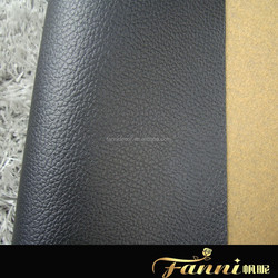 synthetic sofa leather fabric/PVC leather for sofa upholstery/2015 artifical leather fabric