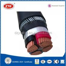 low voltage power cable 240 185 150 120 mm2 PVC XLPE cable