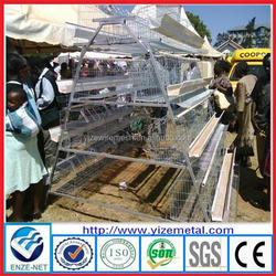 Alibaba China suplier high quality automatic chicken layer battery cage/california chicken cage (manufacturer)