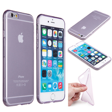 NEW!! Transparent Hard PC Shell for Newest IPhone6 Plus