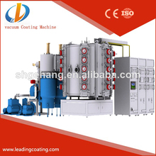 metal surface coating machine,pvd vacuum metallization coating machine,golden,silver vacuum coating plant