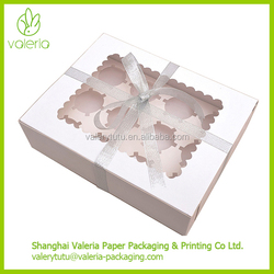 Cheap Custom Cupcake Boxes with Inserts Wholesale