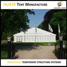 Economical used large outdoor marquee temporary permanent aluminum industrial warehouse tent storage tent event tent for sale