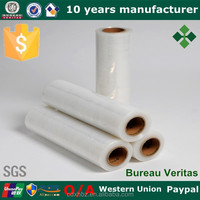 LLDPE Stretch Film Thick Clear Plastic Roll
