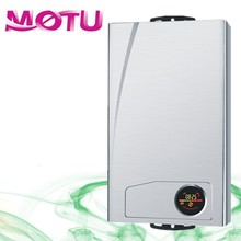 European style wall-hung gas water heater with Welo pump imported from Germany