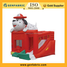 China pirate inflatable slide with pool manufacturers