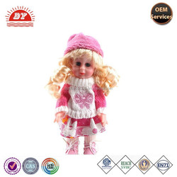 OEM Factory Fashion and Cute Little Girl Doll