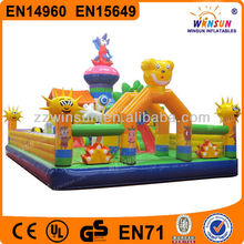Outdoor new design most popular PVC inflatable toy used for sale