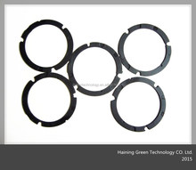 oil resistant low price silicone o ring bracelet/ring seal