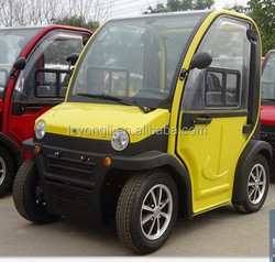 2 seats electric car for America(dot)