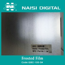 frosted cold lamination pvc film for covering photo album