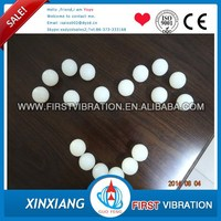 High efficiency light up bouncing rubber ball Made in China ISO CE strandred Since 1999