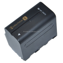 Cheap For Sony Camcorder Battery Video Lights Battery F970 NP-F970