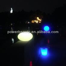 color changing led egg night light