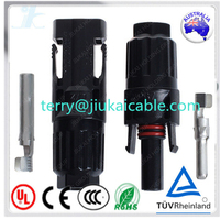 AU (NSW QLD VIC) mc4 tyco solar connector Hot-Selling solar junction box with mc4 connector