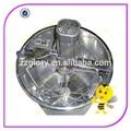 aprobado por la ce eléctrica marco 4 extractor de miel